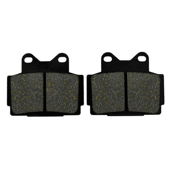 Motorcycle FA104 Semi-metallic Strong Wear Resistance Brake Pads for Yamaha TZR250 FZ400 FZR400 FZS600 RD350