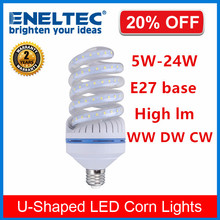 new item 5W e27 energy saving lamp spiral led corn light
