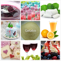 China Supplier Kosher Beef Gelatin Powder