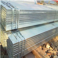 200*200mm SHS Hot dip galvanized scaffold tube diameter