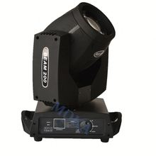 Moving Head dj Light Show / Beam 200w Trailer Mobile Stages for Sale