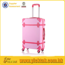 Aluminum Draw Bar Luggage Case For Travel