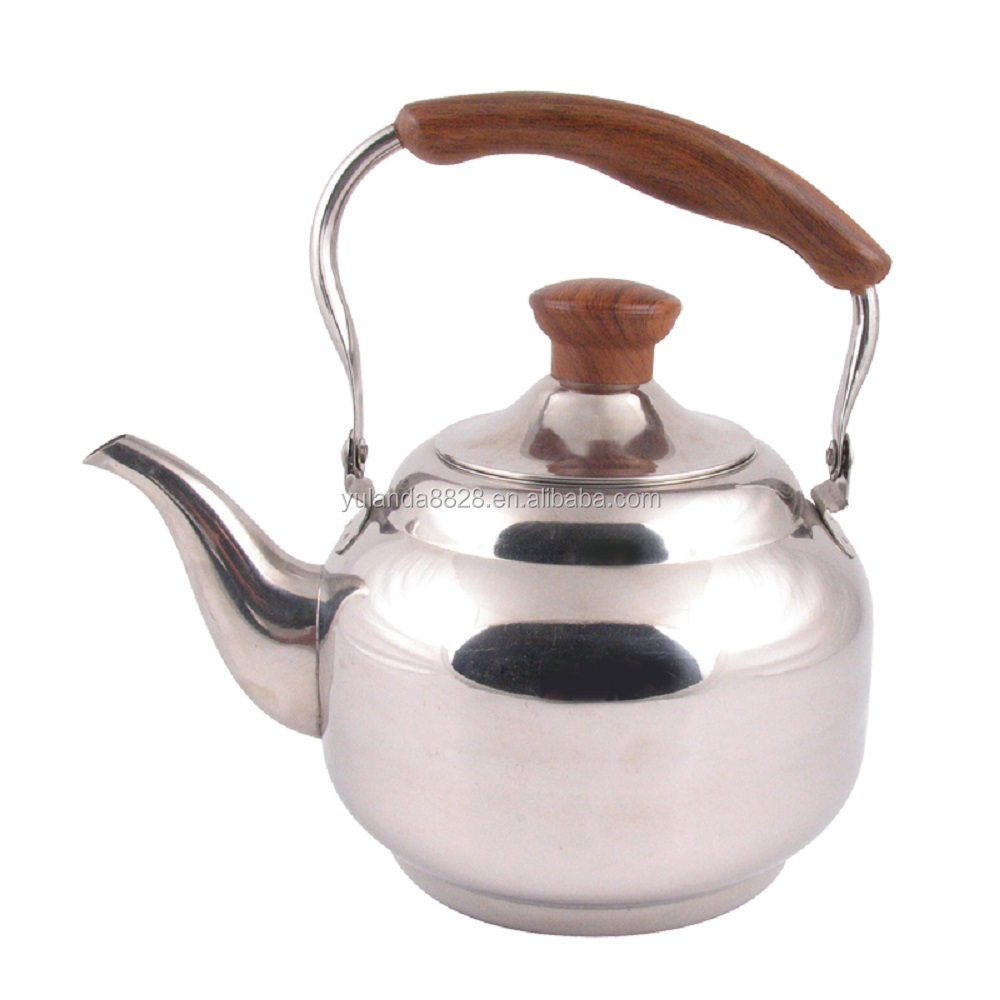 Factory supply camping convenient boiled coffee pot