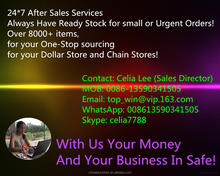Dollar Store Products buying Agent, China sourcing agent General Merchandise buying Agent Catalog upon request
