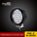 New Design 12V LED Car Headlights for Offroad Marine 4x4 Racing Vehicles SM6701