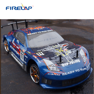 Fast and Furious 1/10 scale Brushless Motor Electric Drift RC car Models