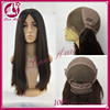 Hot selling Top quality remy virgin long wig handmaking full lace wig china