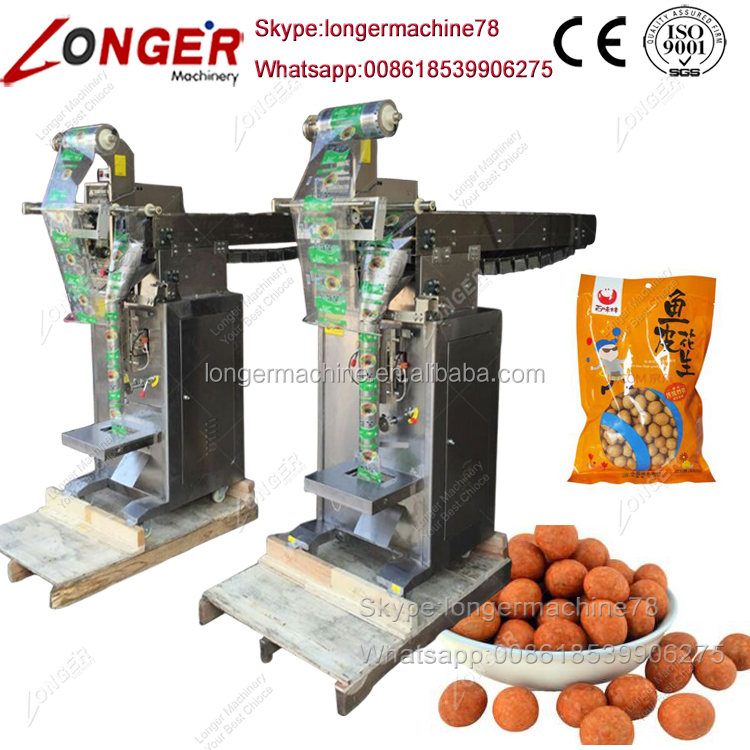 Automatic Ice Cube Packing Machine Food Packing Machine
