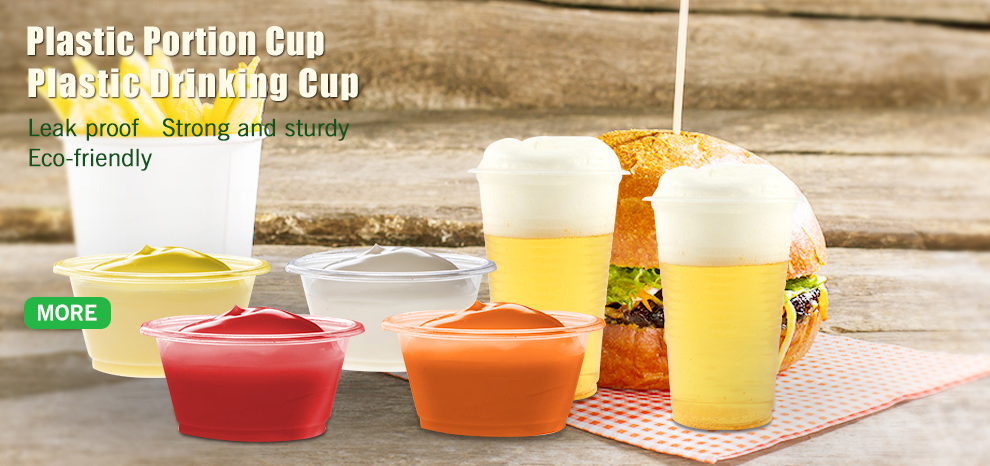 10 oz kids plastic cup with lid
