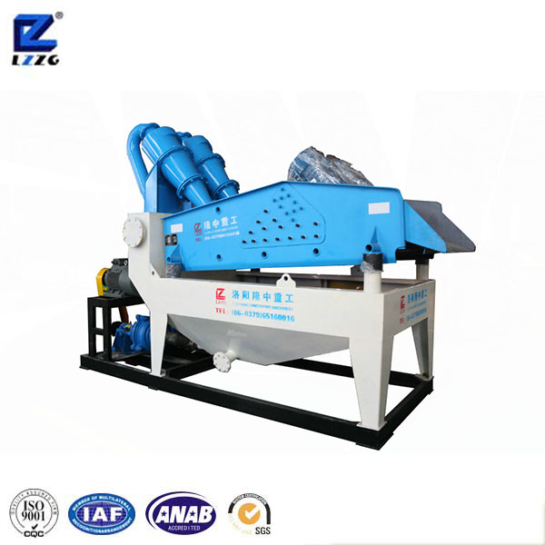 dewatering fine sand recycle system