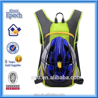 Foldable hydration cycling nylon material waterproof backpack with high quality