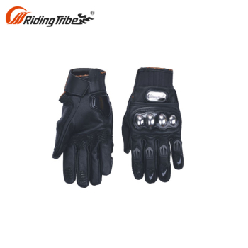 Full Finger Microfiber Motocross Motorcycle Sports Gloves