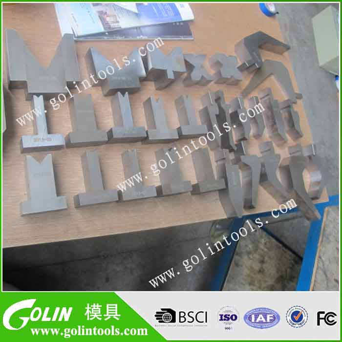 Rico CNC high quality press brake tooling and dies components