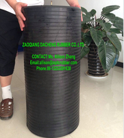 Inflatable pipeline rubber pipe plug with expansion ability(sold to Mexico)