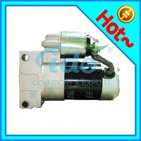 Auto starter for car for Isuzu S114-753