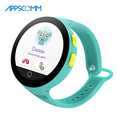 2017 APPSCOMM Smart Watch Waterproof Bluetooth GPS Positionning Pedometer Fitness Tracker for Kids Safety Monitoring