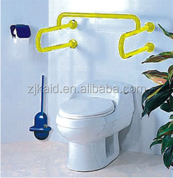 2016 hot sell handicap folding toilet grab bars for disabled
