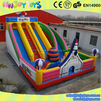 inflatable rainbow play system parts children play equipment for amusement playground