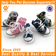 JML Sport Style Canvas Innovative Pet Products Dog Boots Pet Shoes for Dog