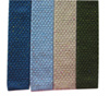 Wool&acrylic mixed solid design spotted knitted neckties