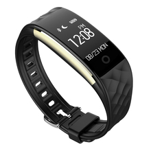 Bt Smart Band S2 Wristband Heart Rate Monitor IP67 Waterproof and Power display Smartband Bracelet For Android IOS Phone