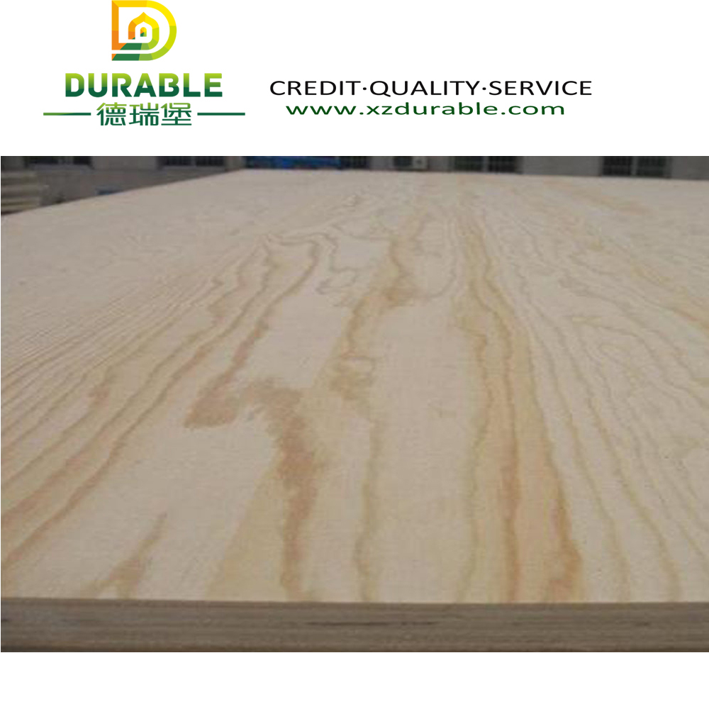 Durable cheap price Pine plywood used for furniture/laminate sheet/timber wood for sale