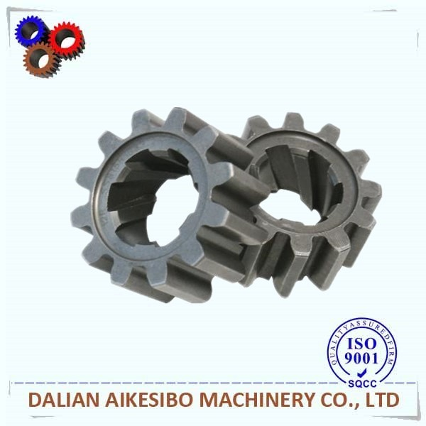 OEM service professional customized casting gear agriculture machinery spare parts made in China