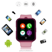 China brand smart watch D3 1.44 inch touch screen quad gsm sim card slot smart Phone watch