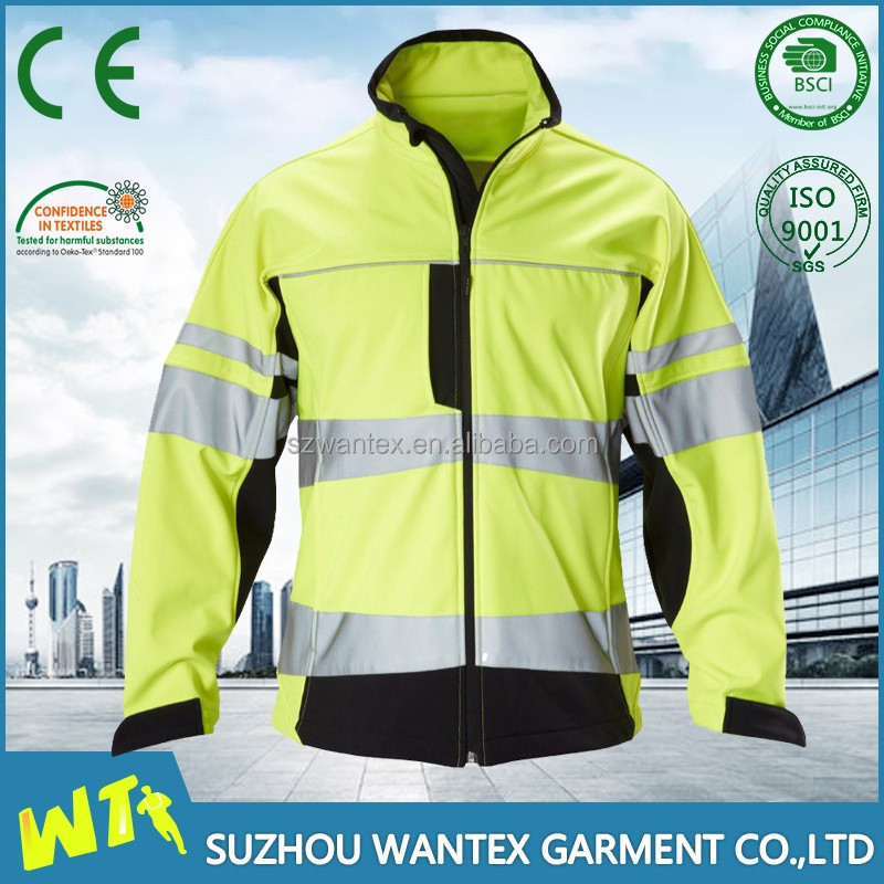 hot high visibility reflective sweatshirts for men