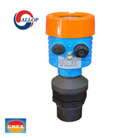 ultrasonic liquid level meter and float level transmitters for oil tank