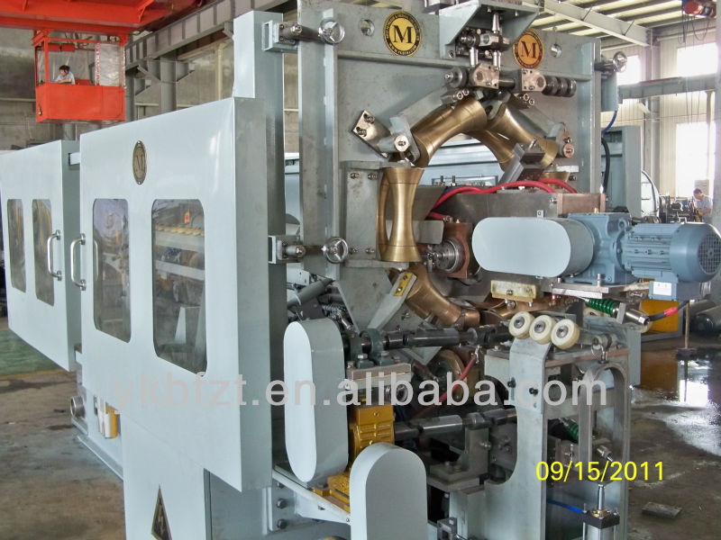 Automatic seamer or Automatic seam welding machine for 210lt. steel drum production line or drum making machine 55 gallon 200L