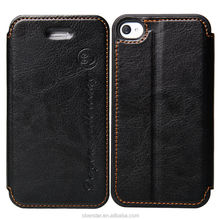 New Fashion Mobile Phone Leather Folio Case For Apple iPhone 4 4s
