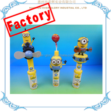 Candy Toys Supplier OEM Plastic Toys for Chocolate Candy Disny Factory
