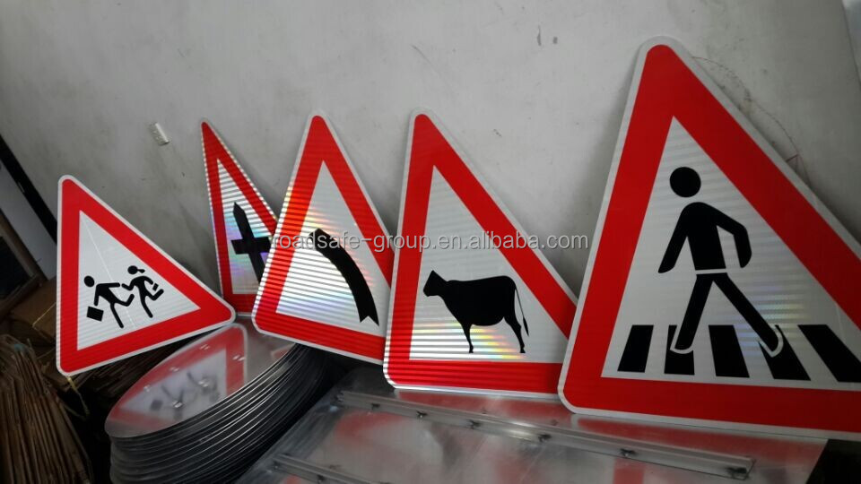 Aluminum board Traffic Sign