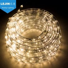 Manufacture christmas decoration rope light led