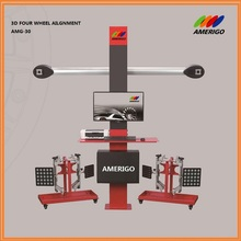 Amerigo AMG-30 3D Digital Image Multi Dimensional Wheel aligner