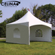 Celina Tent Promotional Folding Pop Up luxury tent high peak gazebo tent 15 ft x 15 ft (4.5 m x 4.5 m)