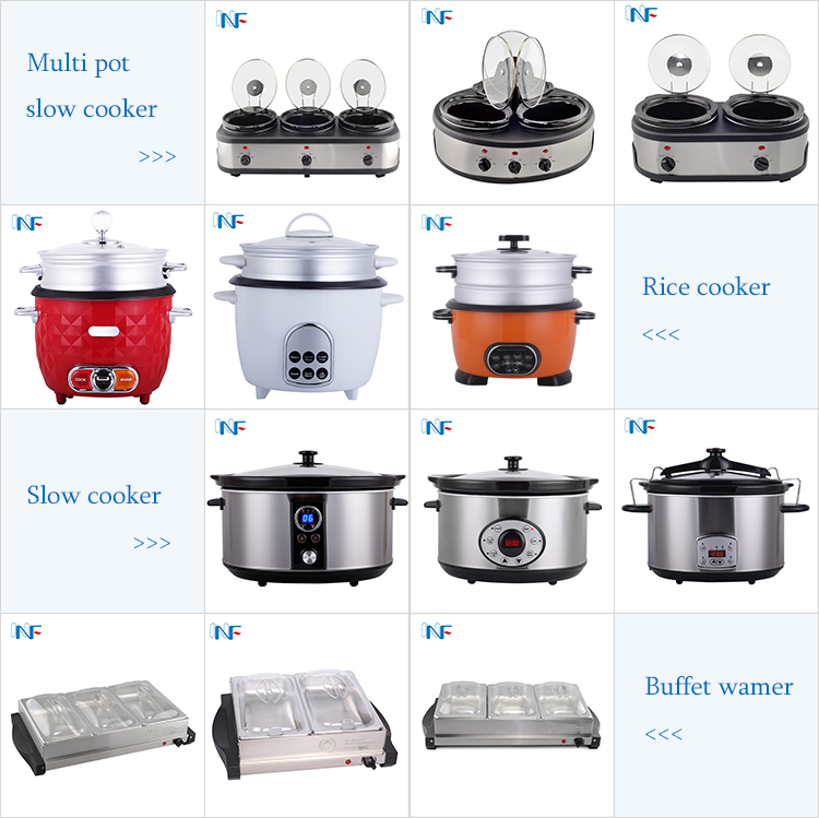 700W Automatic sheet Iron New Design RICE COOKER