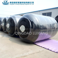 luxiang brand best quality customized foam filled rubber fender