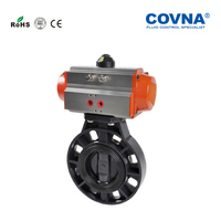 UPVC CPVC Price Butterfly Valve With