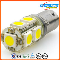 Made in China BA9s LED Bulb - 9 LED Tower