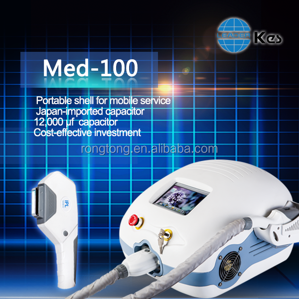 Medical CE Approved IPL Hair Removal Beauty Machine portable IPL