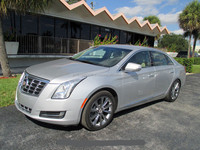 USED CARS - CADILLAC XTS - RECOVERED THEFT (LHD 819414)
