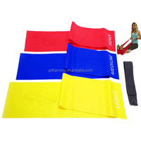 Yoga Pilate Latex Resistance Band