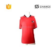 wholesale attractive unbranded soccer customzed blank jersey
