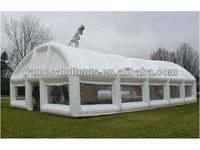 2014 giant inflatable tents ,white tent F4035
