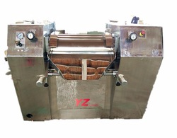 Professional pencil lead 22KW Three roll mill machine grinder for paint