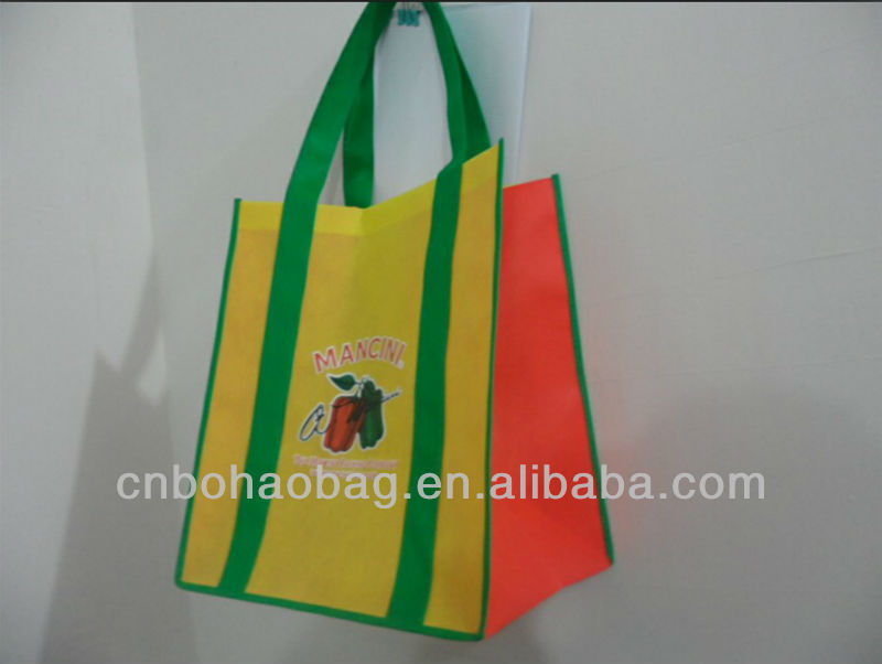 eco-friendly Promotional non woven shopping bag