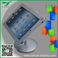 promotion 360 degree rotating secure case ipad2 lock