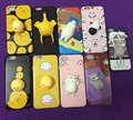 Cute Squishy case back cover for iPhone 5 6 6 plus, chicken Squishy tpu case for iPhone 7 7 Plus